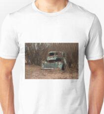 Abandoned Truck 1 Unisex T-Shirt