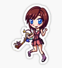 The Pure Hearted Princess - Chibi Sticker