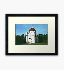 Whitkow Ukrainian Catholic Church Framed Print