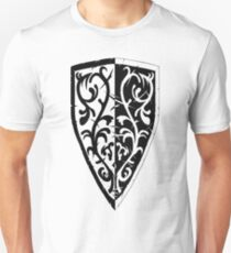 Grass Crest Shield Unisex T-Shirt
