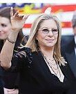Exclusive: Barbra Streisand Candid © Michael Roman by #PoptART products from Poptart.me