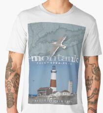 MONTAUK POINT Men's Premium T-Shirt