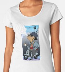 VAPER Women's Premium T-Shirt
