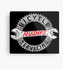 Rushy's 2 Metal Print