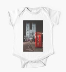 London Phone Booth Kids Clothes