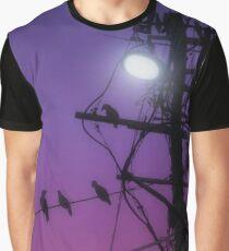 evangelion sunset Graphic T-Shirt