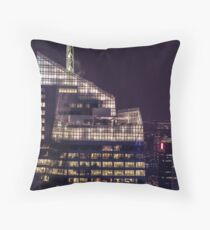Bank Of America Tower Throw Pillow