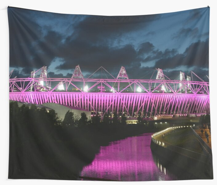 London Olympic Stadium by Boy-With-Hat