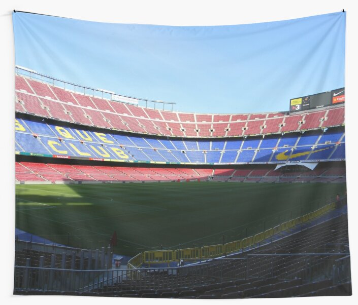 Camp Nou by Boy-With-Hat