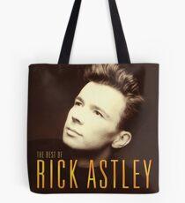 RICK ASTLEY IN BROWN -FAJAR- Tote Bag
