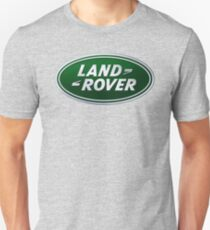 Land Rover logo T-Shirt