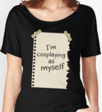 Me Myself Women's Relaxed Fit T-Shirt