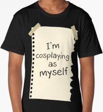 Me Myself Long T-Shirt