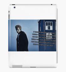 Doctor Who : Davro's dilemma iPad Case/Skin