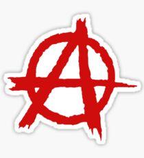 Anarchy Symbol Sticker