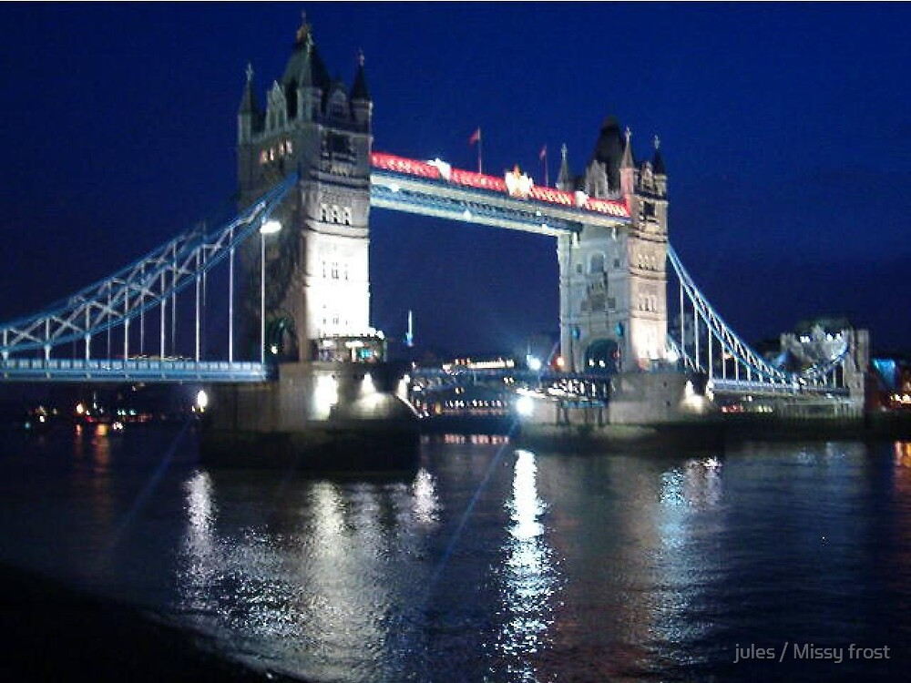 Tower Bridge by jules / Missy frost