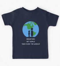 Dreams and Goals Kids Clothes