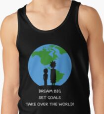 Dreams and Goals Tank Top
