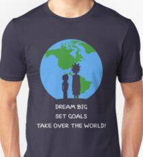 Dreams and Goals Unisex T-Shirt