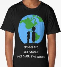 Dreams and Goals Long T-Shirt