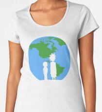 Dreams and Goals Women's Premium T-Shirt