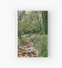 Slapton Ley, South Devon, England Hardcover Journal
