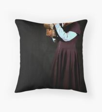 MIss B - Treasure Chest Throw Pillow