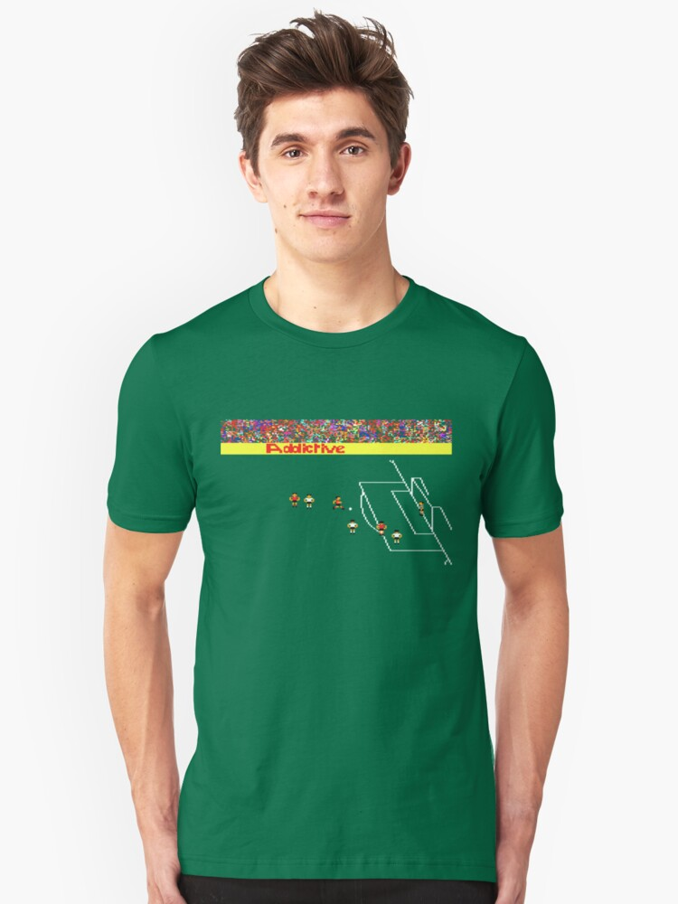 Football Manager Unisex T-Shirt Front