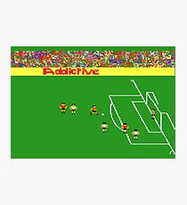 Football Manager Photographic Print