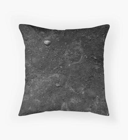 Soil Throw Pillow