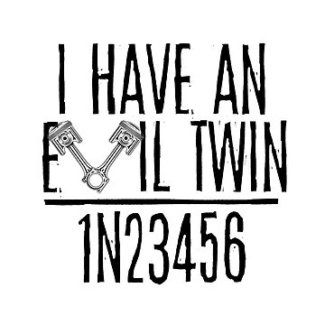 I have an eVil twin by Chisafa
