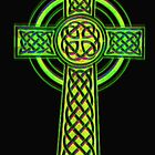 Celtic cross by indusdreaming