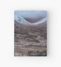 It's Cold, it's Glencoe, it's January Hardcover Journal