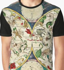 Celestial map Graphic T-Shirt