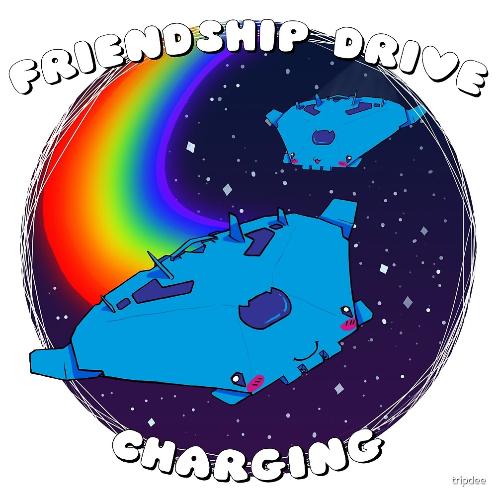 Friendship Drive Charging by tripdee