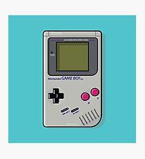 Nintendo Game Boy Photographic Print