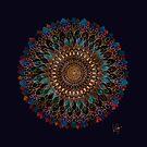 Mandala by © Karin Taylor