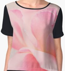 Pink Blush Chiffon Top