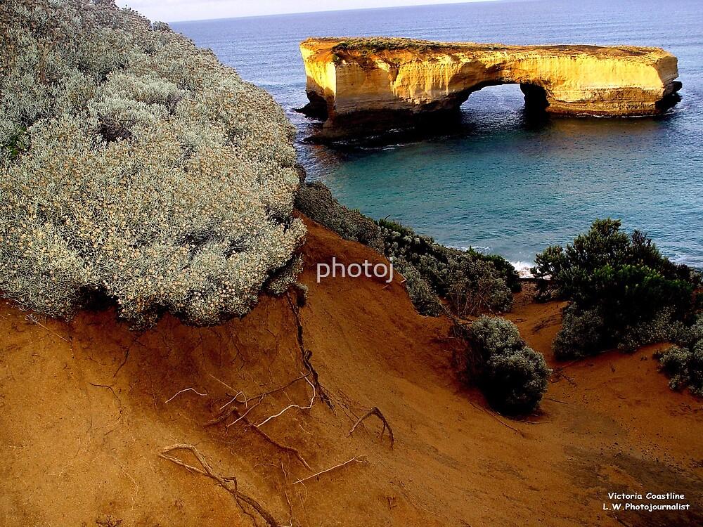 photoj Victoria Coastline Australia by photoj