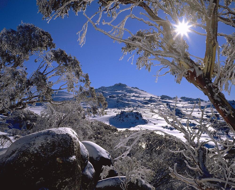 Ramshead Range by gerard