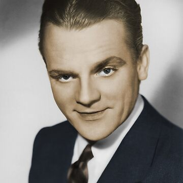 James Cagney by princessbunhead