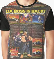 DA BOSS. Graphic T-Shirt