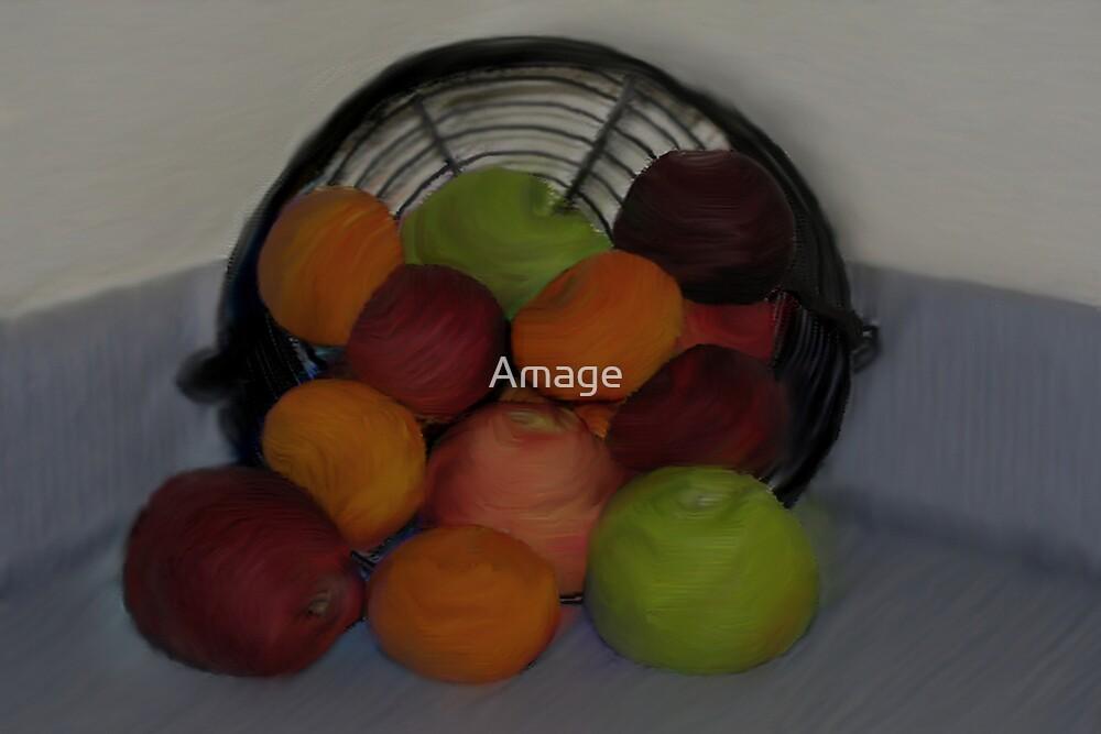 Fruit Basket by Amage