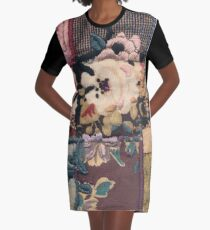 PATCHWORK #Floral pearls - part one Graphic T-Shirt Dress