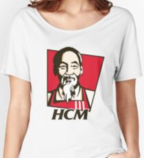 Ho Chi Minh KFC Women's Relaxed Fit T-Shirt