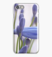 Sophisticate purple, flowers iPhone Case/Skin