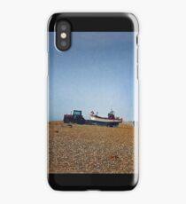 Cley Beach in Norfolk iPhone Case
