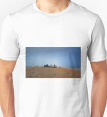 Cley Beach in Norfolk T-Shirt