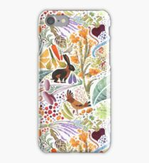 Vegetable Garden Party iPhone Case/Skin