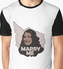 MARRY ME! Graphic T-Shirt